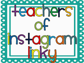 Teachers of Instagram Linky!!
