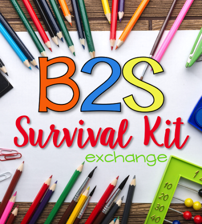 Back to School Survival Kit Linkup!