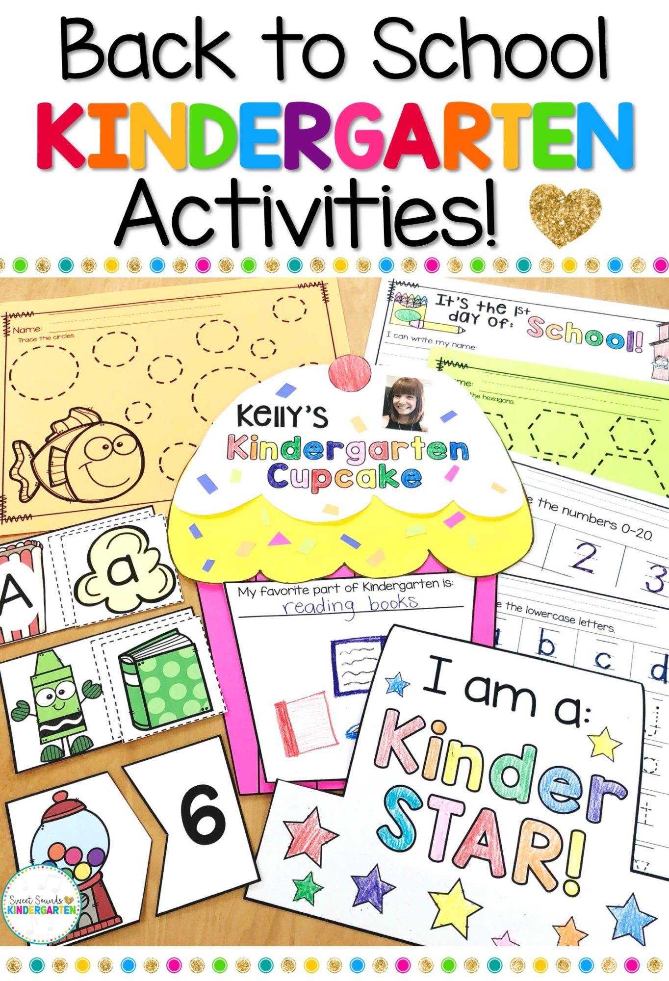 How To Make Worksheets For Kindergarten